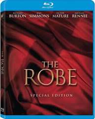 """The Robe"" frequently screens on the esteemed Turner Classic Movie channel"