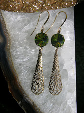 AMAZING VINTAGE FILIGREE DROPS