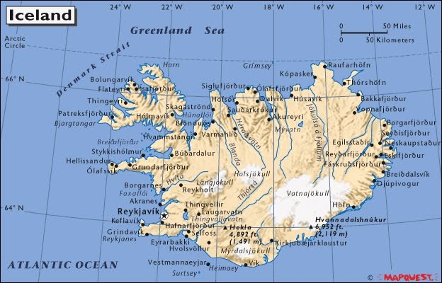 Billedresultat for Islanda, ishulli ku përleshet zjarri me akullin