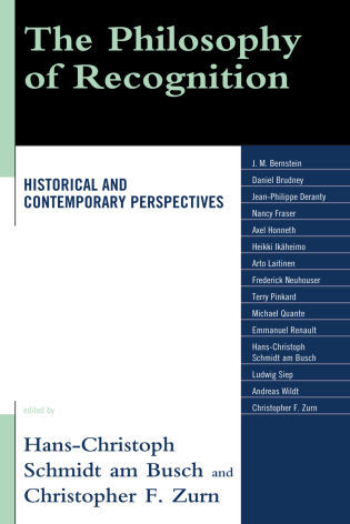 politics of recognition essay The politics of recognition impedes rather than advances democratic inclusion discuss the process of liberation in the eighteenth century saw the birth.