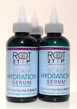 Healthy Hair Starts at at the ROOT!