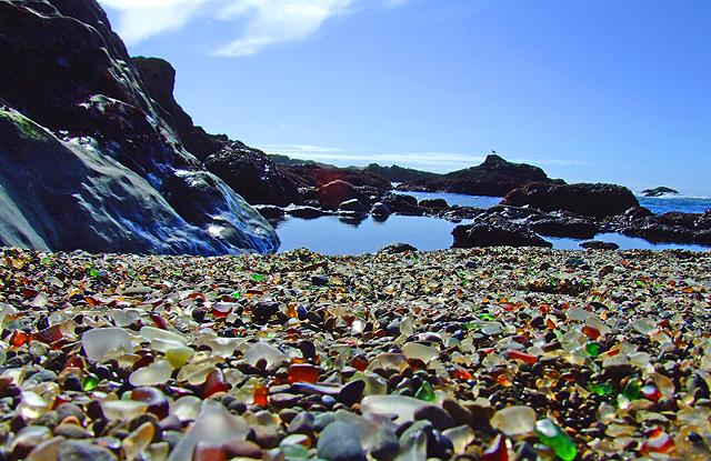 Best Glass Beach In Fort Bragg