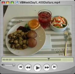VBWeekDay5: 400 Dollars