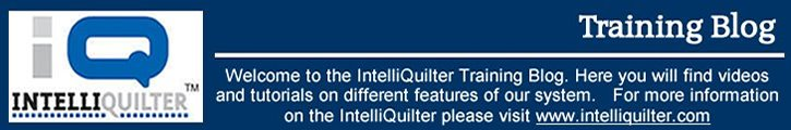 IntelliQuilter Training Videos