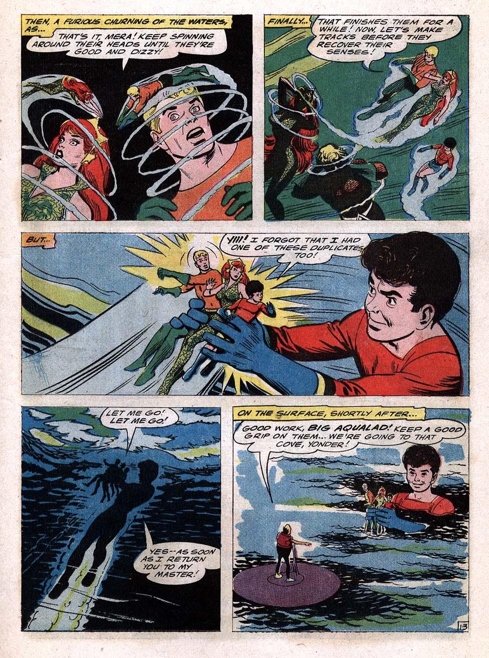Aquaman (1962) Issue #27 #27 - English 19