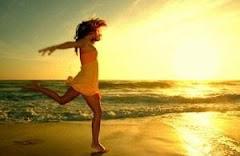... resolveu que queria sol, mar e paz.' [caio f]