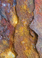 Cropped photo - Detail/rust