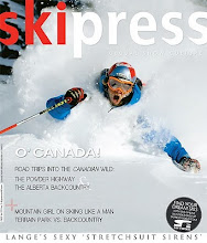 Face Shots on Ski Press