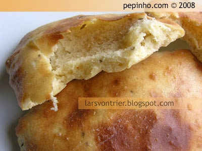 Pan naan (con especias)