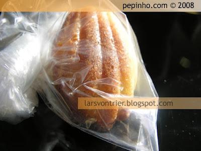 Magdalenas de limón… y naranja