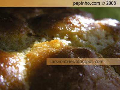 Brioche muselina de naranja y canela