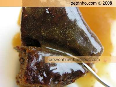 Sticky toffee pudding (pudding de dtiles y salsa de toffee)