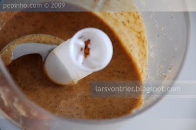 Pasta praliné/pasta avellanas