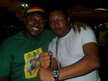 Edvan Marley & Dub Brown no Cidade do reggae