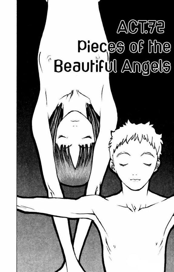 Angel Densetsu chap 72 - Trang 1