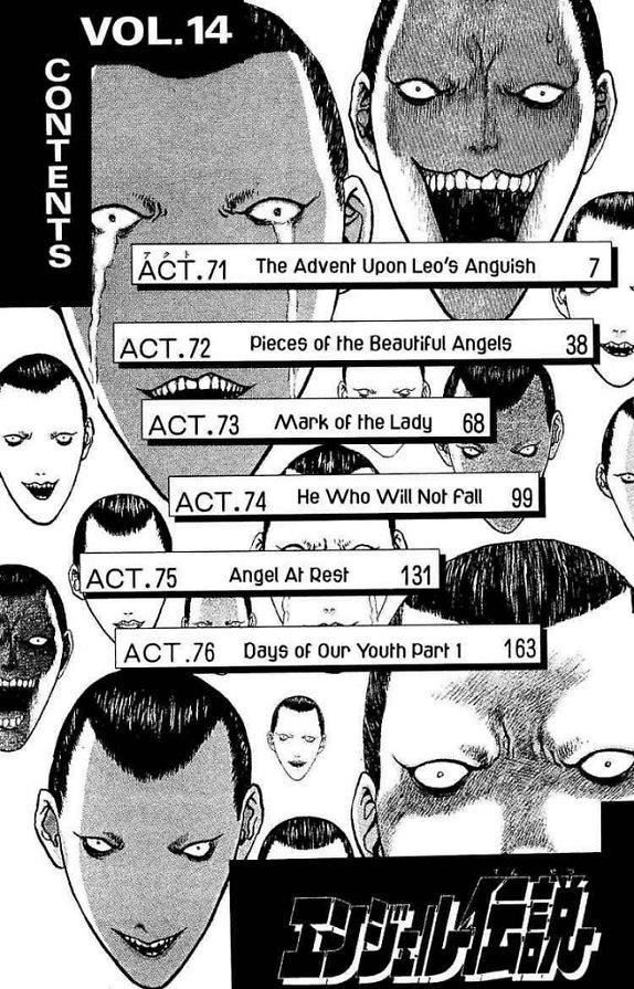 Angel Densetsu chap 71 - Trang 5