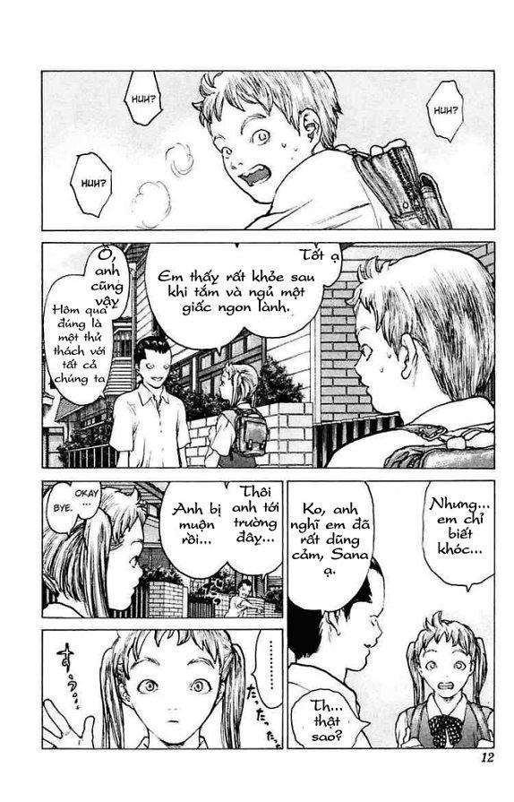 Angel Densetsu chap 71 - Trang 11