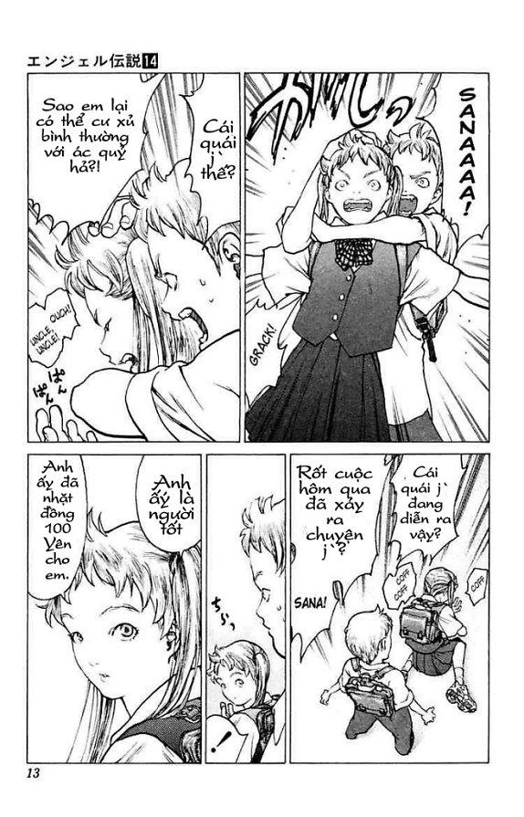Angel Densetsu chap 71 - Trang 12