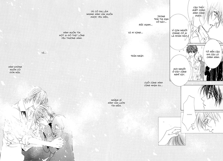 Toumei Shounen chap 3 - Trang 25