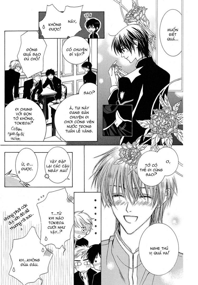 Toumei Shounen chap 3 - Trang 29