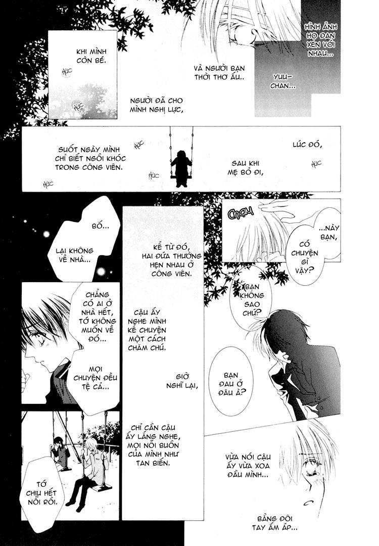 Toumei Shounen chap 3 - Trang 7