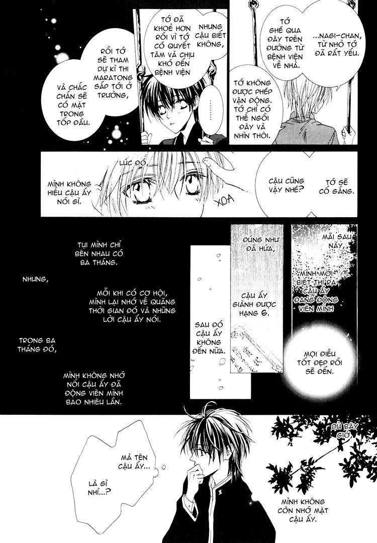 Toumei Shounen chap 3 - Trang 8