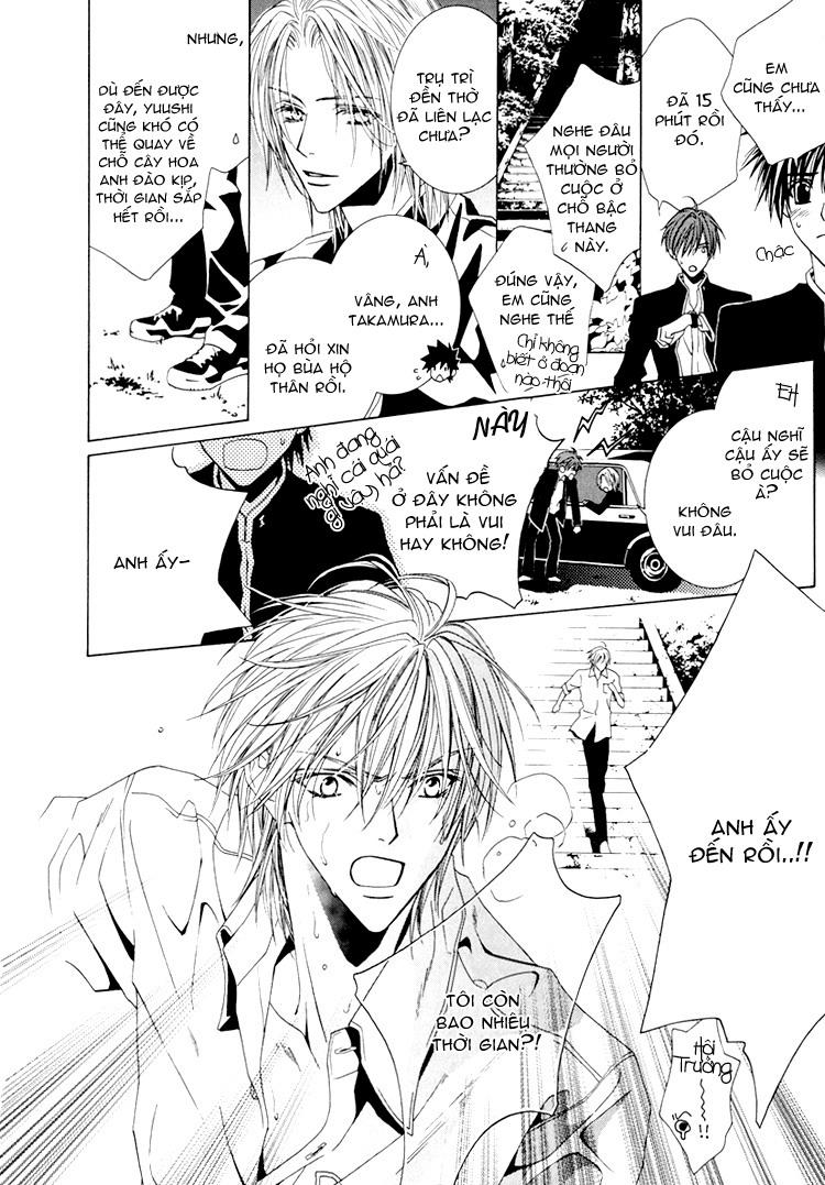 Toumei Shounen chap 3 - Trang 10