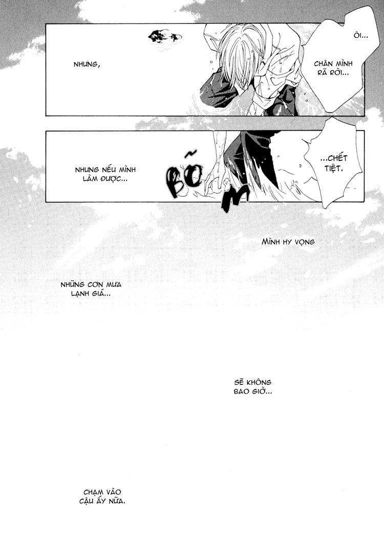 Toumei Shounen chap 3 - Trang 14