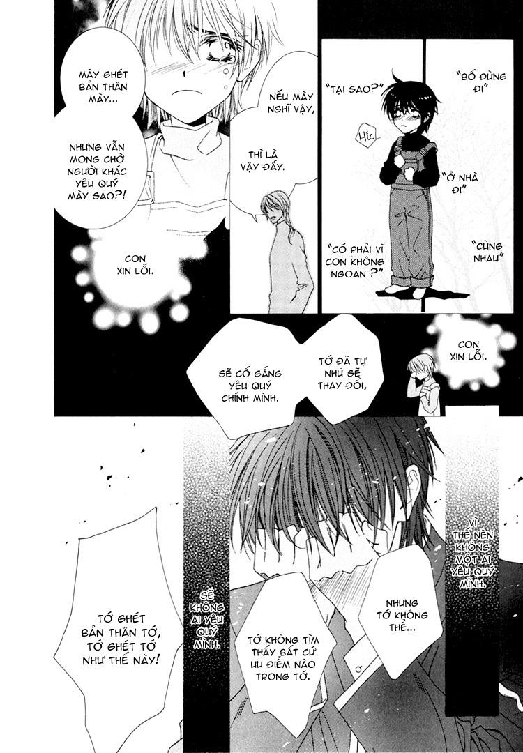 Toumei Shounen chap 3 - Trang 23