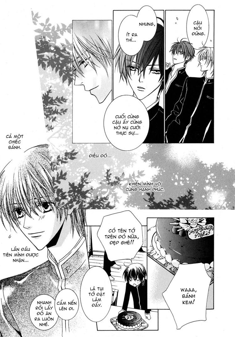 Toumei Shounen chap 3 - Trang 35