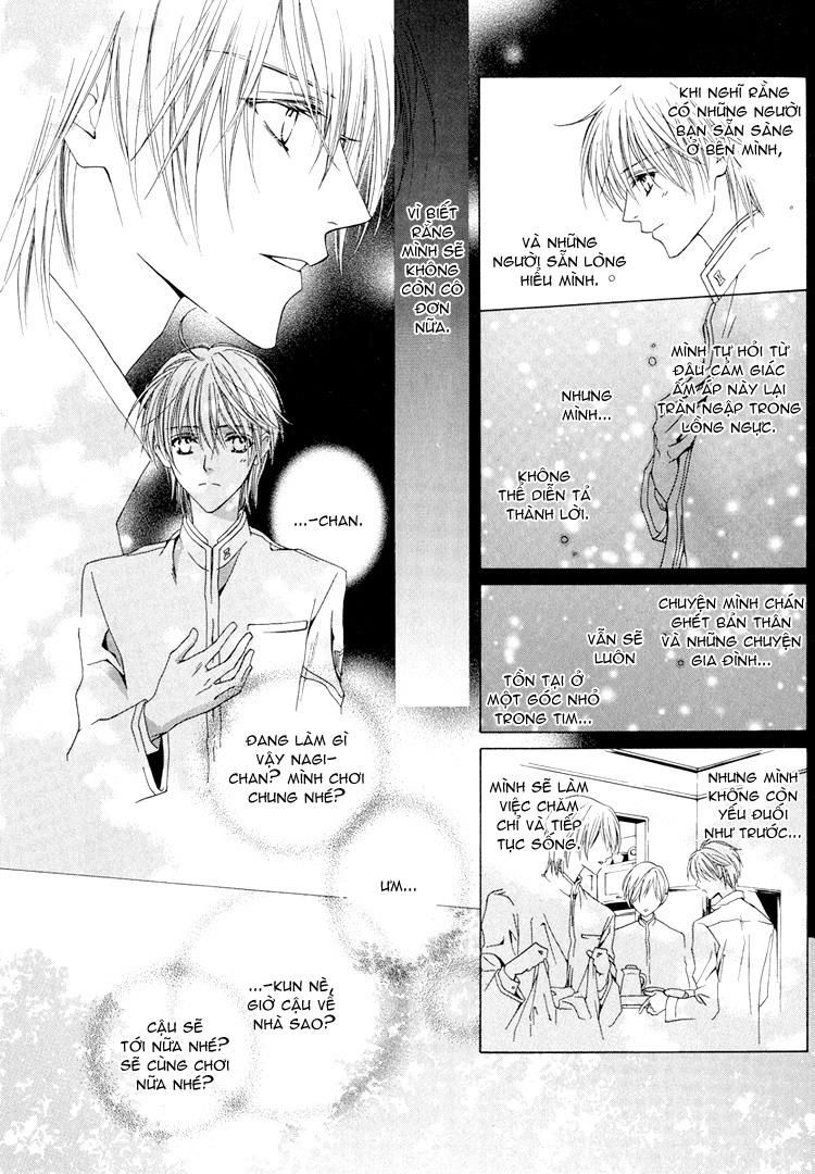 Toumei Shounen chap 3 - Trang 36
