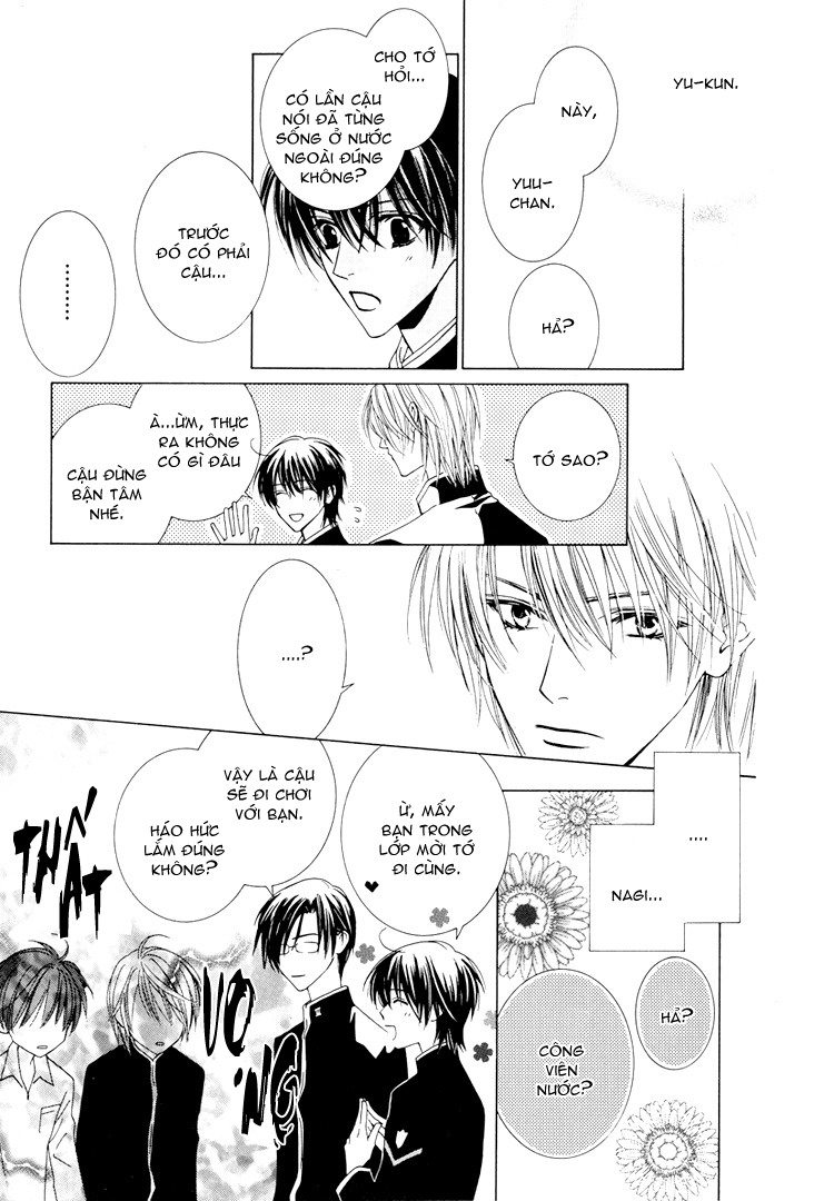 Toumei Shounen chap 3 - Trang 37