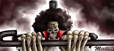 Onepiece Image One Piece Brook Wallpaper