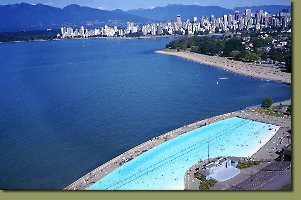 Wrens perch kitsilano kitsilano pool for City of vancouver swimming pools
