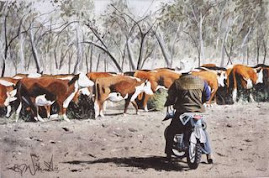 'Terry Mustering'