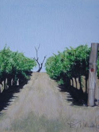 'Vines at Gundagai 2'