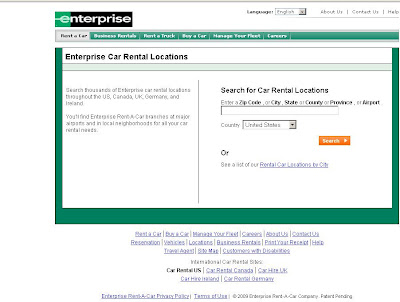 Enterprise coupon code car rental