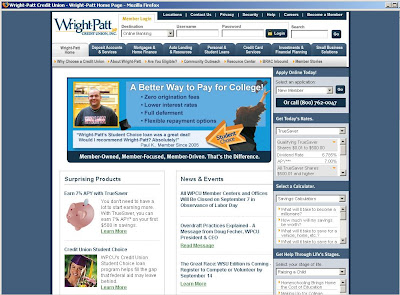 Wright Patt Credit Union Login | Wright-Patt Credit Union online Banking