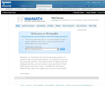 Math problem solver | webmath.com maths solver