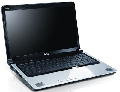 Dell Core i7 Laptop with Intel's Core i7 processor