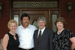 Diantha, Scott, Darrell and Darlene
