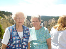 TWO SISTERS SHARE YELLOWSTONE