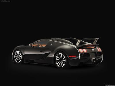 2008 Bugatti Veyron Sang Noir. 2008 Bugatti Veyron Sang Noir
