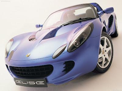 LOTUS AUTO CAR : 2002 Lotus