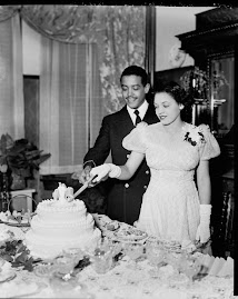 Cutting the Cake circa 1930's