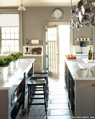PORCHLIGHT INTERIORS: Simply Martha...