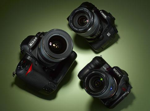 Cara Merawat Kamera Digital SLR Dengan Benar