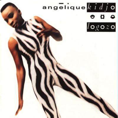 Cover Album of ANGELIQUE KIDJO - LOGOZO  1991