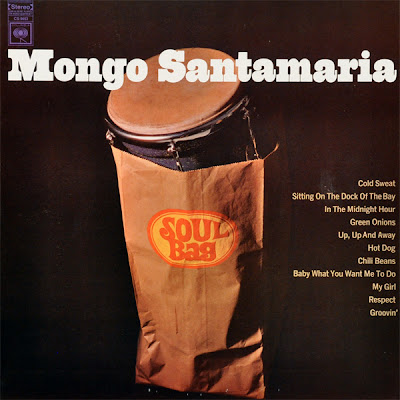 MONGO SANTAMARIA - SOUL BAG