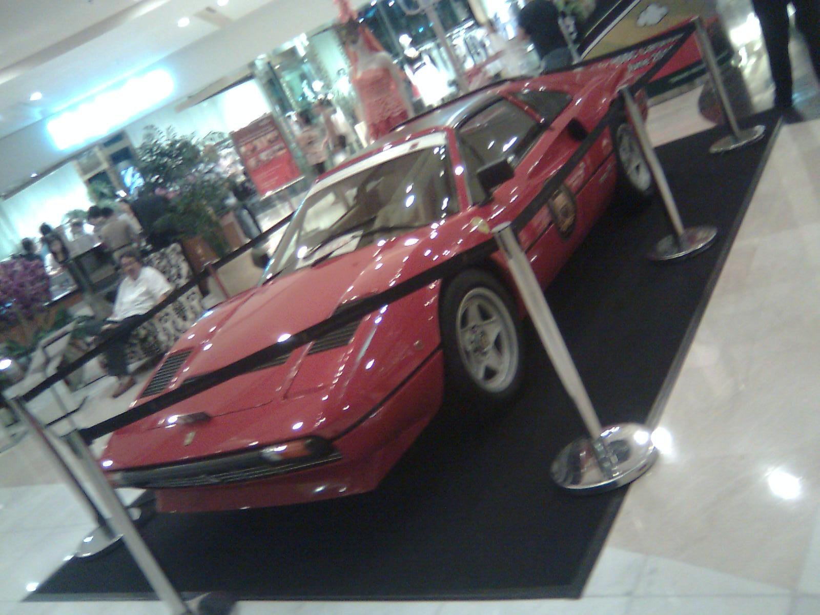 Ferrari 308 GTB/S 1980